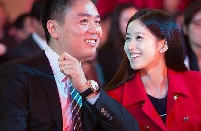 奶茶妹妹生了女儿产后现身苗条 刘强东前妻与儿子照片被扒