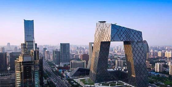 """正在崛起的""""新北京"""""""