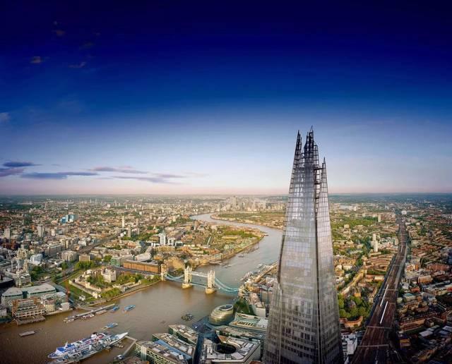 西欧之巅——伦敦碎片大厦