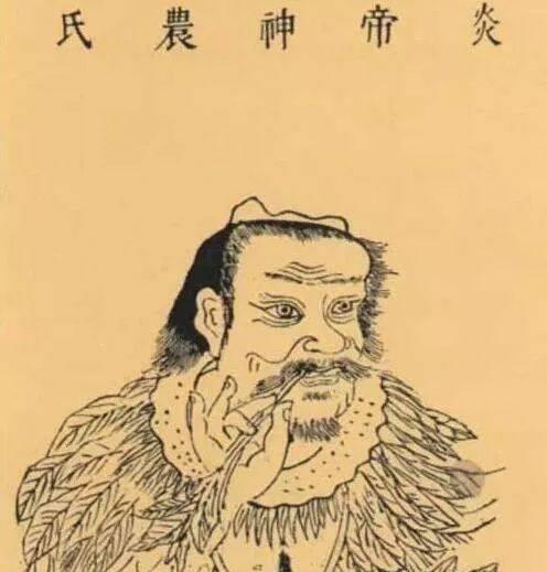 茶的传说:神农尝百草