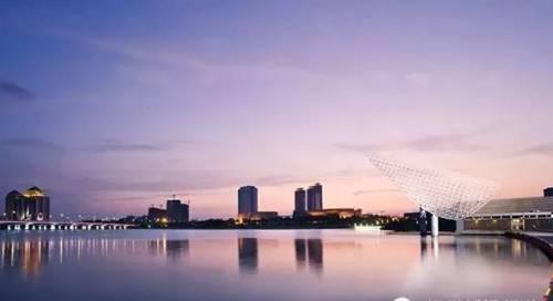 """围观!扬州明月湖改造已完成!新""""明月湖""""长啥样?"""