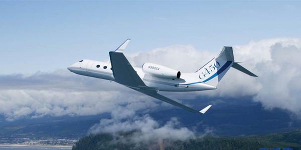 性价比最的喷气式公务机 湾流G450评测
