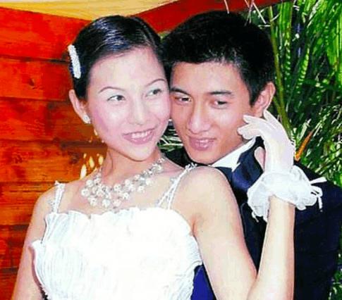 蔡少芬跟吴奇隆原来还有这一段, 网友说看到她发的微博都觉得可惜