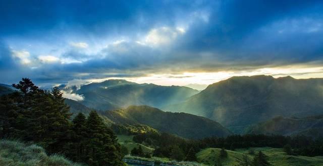 合欢山,在台湾唯一下雪的地方!