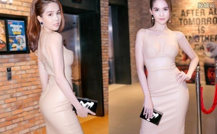 越南第一美女惊艳 天使面孔魔鬼身材(图片)