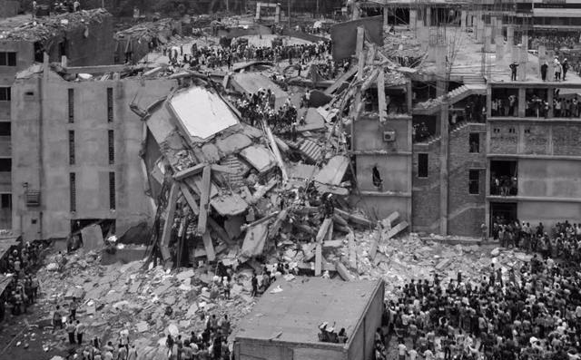 盘点史上最严重十大建筑坍塌事故