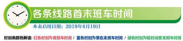 【最新】上海地铁各线路首末班车时间(更新2号线)