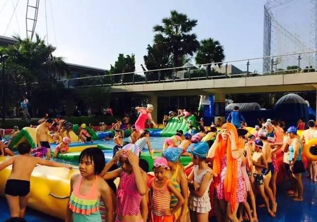 深圳游泳跳水馆惠民免费开放活动,国庆七天爆满,接待泳客13000人次!