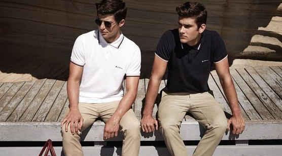 polo衫搭配什么裤子 型男教你这么穿