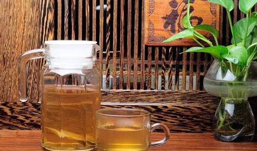 薏仁茶的功效与作用