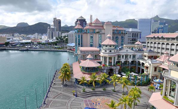 毛里求斯游客必逛之地——首都路易港