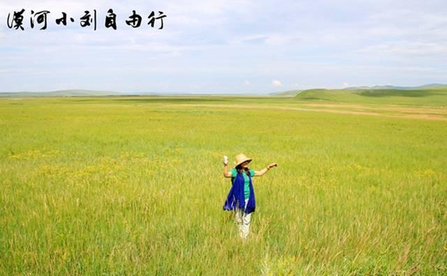 呼伦贝尔大草原在哪?