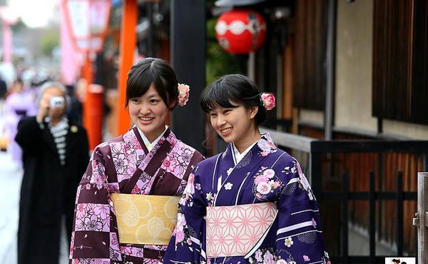 日本和服其实来源于中国,还跟三国有点儿关系