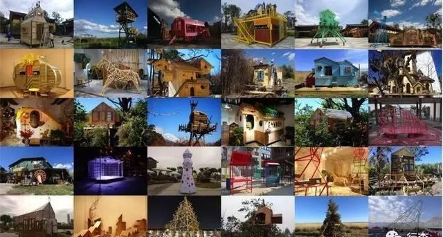 行李︱乔小刀:唱了10年民谣后忽然归隐,然后造了100栋所有建筑师都想不到的彩色房子