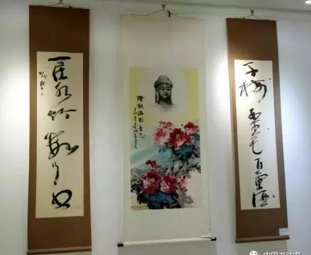 """洛阳书画名家李进学收徒""""修行就是最美的遇见"""""""