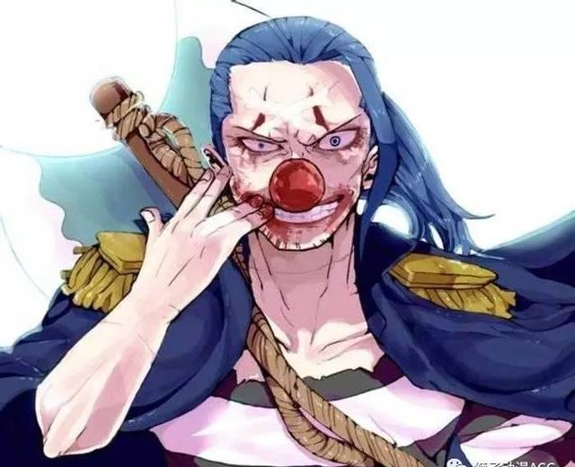 海贼王最出乎人意料的角色小丑巴基,他到底有多么不平凡