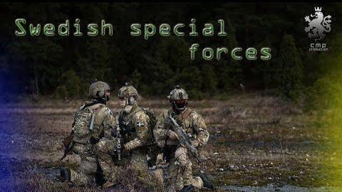 瑞典最精锐、最独特的特种部队——瑞典游骑兵部队