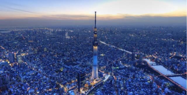 在东京旅行,一定要去的25个景点全攻略!