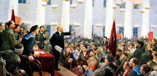 于无声处听惊雷——论十月革命对中国革命的影响