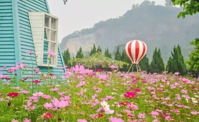 在广州,一定要去一次这个滨海公园!