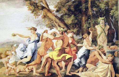 酒神的那些事儿——罗马酒神巴克斯(Bacchus)