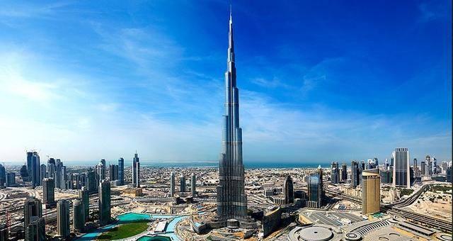印度孟买正在建造世界第二高楼,建筑高度达720米!