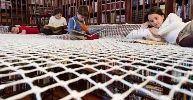 这些脑洞大开的儿童图书馆 孩子想不爱读书都难