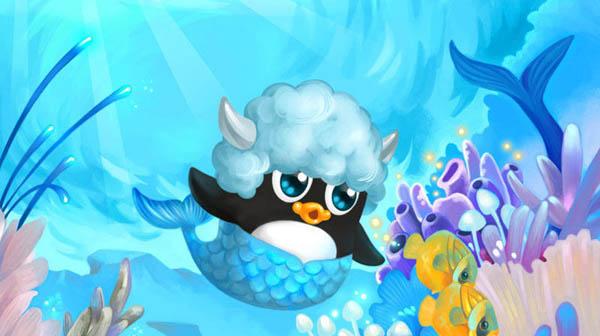 腾讯宣布QQ宠物将停运 充过的粉钻长大的企鹅真的再见了