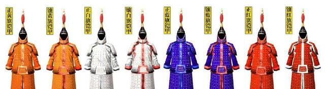 清代的八旗制度是什么?皇帝在哪个旗?
