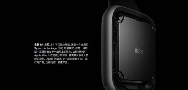apple watchs4上市时间是什么时候 全新表盘更多样化
