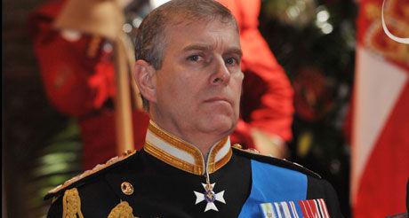 英国安德鲁王子陷性丑闻,被指与未成年女孩开性爱派对