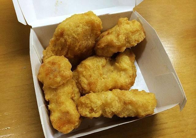 你知道吗?麦当劳的麦乐鸡其实只有四种形状,还有各自的名字