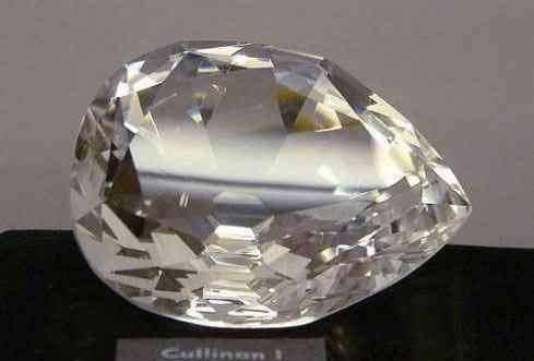 全球10大最昂贵的天价钻石,非洲之星最出名,第二来自上帝的礼物