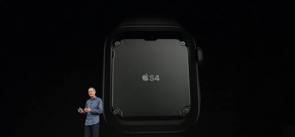 AppleWatch4和AppleWatch3有什么区别 对比配置设计