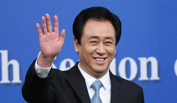 许家印买下FF成为最大股东 恒大入股贾跃亭亲任首席执行官