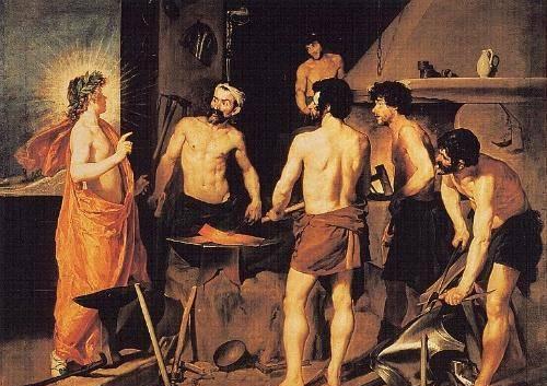 古希腊神话故事——有着不幸婚姻的阿芙洛狄特