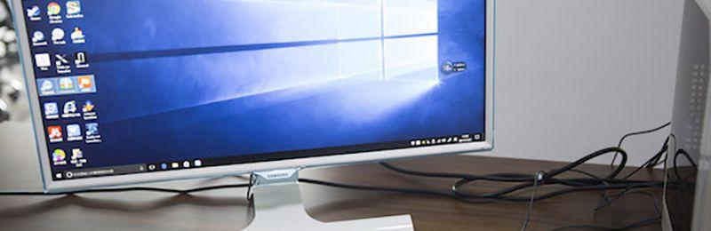 电脑开机显示屏无信号