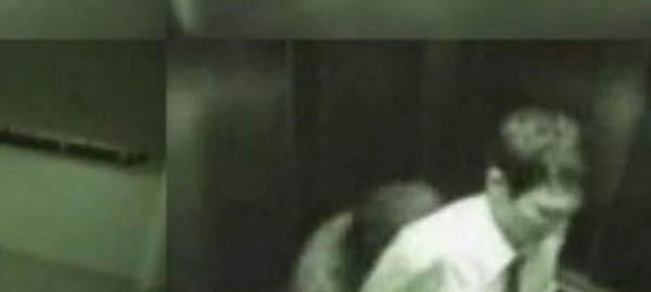 上海电梯灵异事件怎么回事 后面的老太太是人是鬼