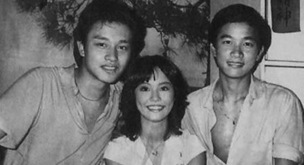 说刘嘉玲年龄造假的翁静晶是谁 刘家良之妻曾与哥哥搭戏