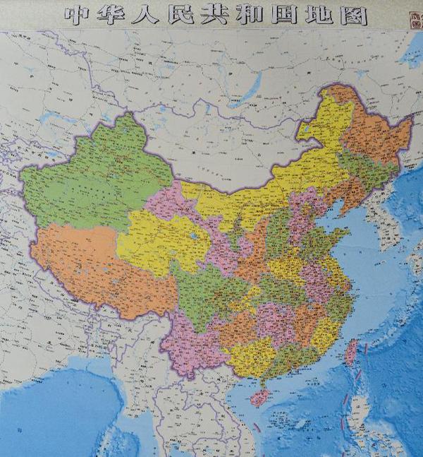 横版和竖版,哪种地图更科学?