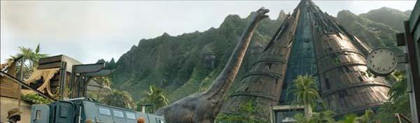 侏罗纪世界2恐龙种类有哪些 2分钟预告就已登场13种恐龙