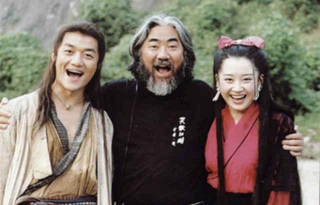 金庸笔下的令狐冲扮演者,最经典的不是李亚鹏和霍建华,而是他