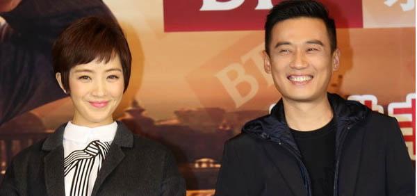 刘晓洁什么时候结婚的 与徐洪浩结婚8年恩爱如初