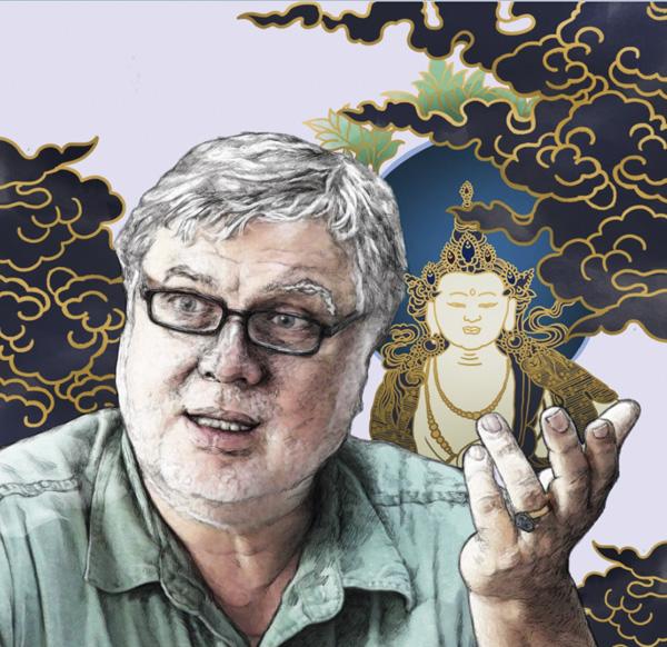 专访哈佛大学藏学专家范德康:做密教研究要有实修经验