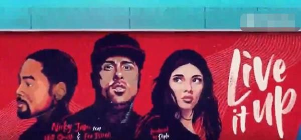2018俄罗斯世界杯主题曲谁唱的 3位明星合作live it up