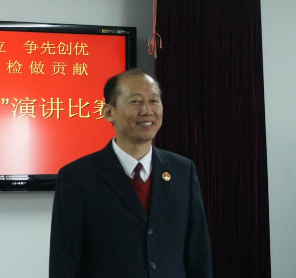 独家丨江苏这位资深检察官,《人民的名义》中演了个纪委书记