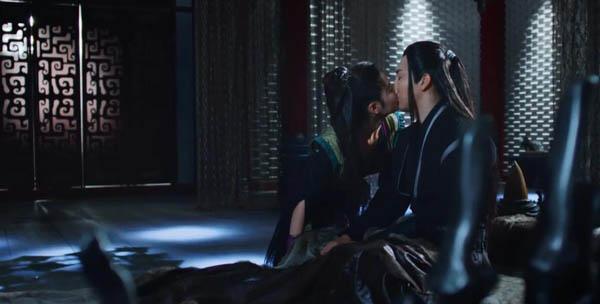 香蜜沉沉烬如霜暮辞鎏英吻戏在第几集 最虐的原来是他们