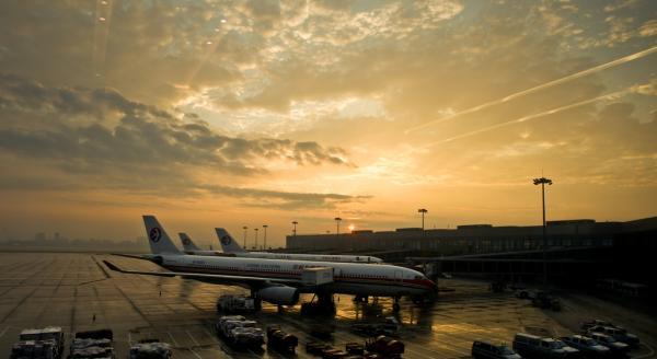 中国十大机场大洗牌:广州退居第三,成都深圳超越上海虹桥