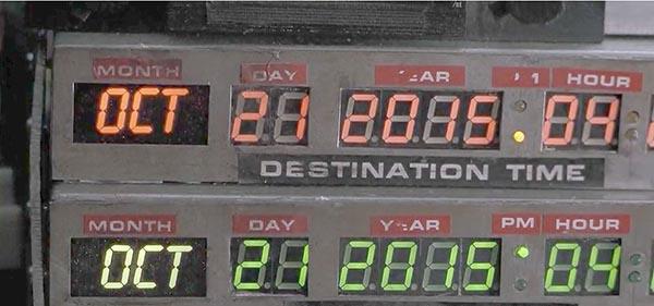 2015年10月21日到了,《回到未来2》哪些预言成真了