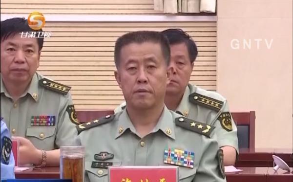 兰州军区副司令员许林平、张建胜等3人同时晋升中将